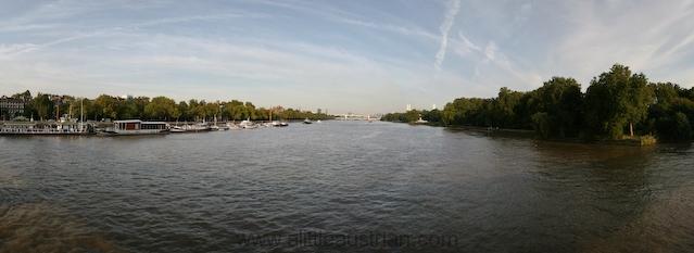 River view Battersea