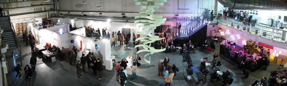 Kinetica Art Fair 2009