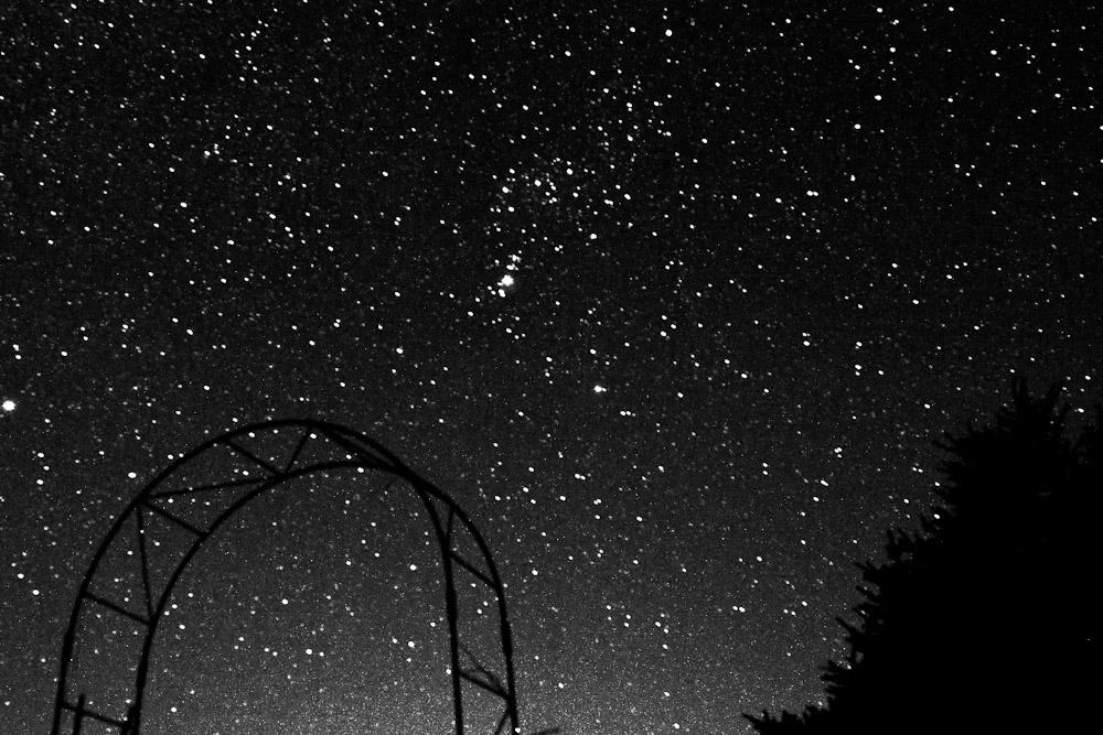 Starry sky Lochen Alittleaustrian 2011